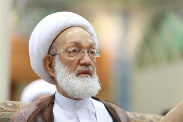 دعوت رهبر شیعیان بحرین برای کمک به سیلزدگان در ایران