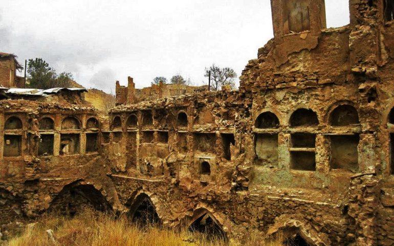 روستاهای تاریخی در سیل اخیر آسیب ندیده اند