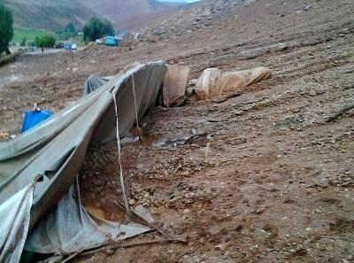 خسارت ۳۰۰ میلیارد تومانی سیل به بخش عشایری کشور
