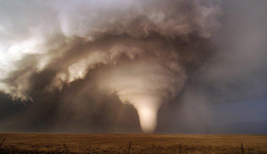 طوفان در همدان قربانی گرفت
