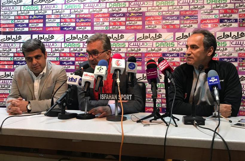 برانکو: اگر نیمه اول هم مثل نیمه دوم بودیم حتما بازی را میبردیم