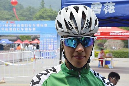 پرتوآذر:خوش حالم که کمیته ملی المپیک نگاه مثبتی به دوچرخه سواری دارد