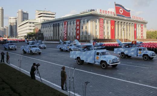 آزمایش سلاح تاکتیکی هدایت شونده از سوی کره شمالی