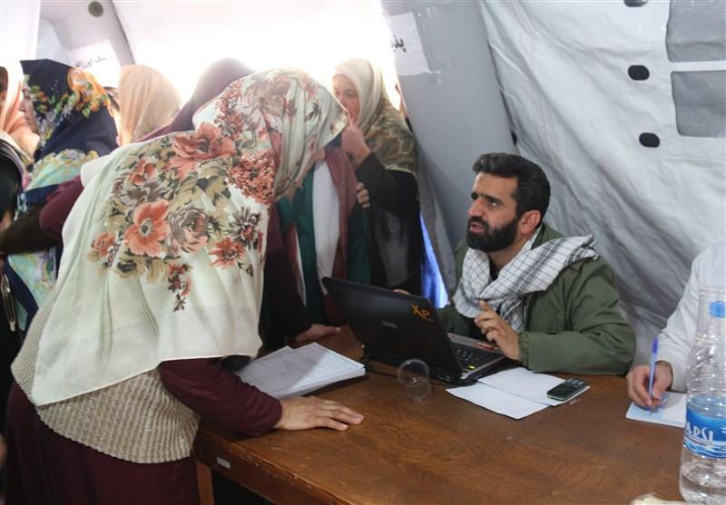 راهاندازی بیمارستانهای ۵۰ تختخوابی صحرایی در شهرهای بستان و حمیدیه/ توزیع رایگان داروی بیماران خاص در مناطق سیل زده