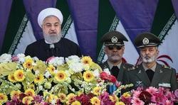 ارتش نقش ارزشمندی در پیروزی انقلاب داشت/ توهین به سپاه پاسداران، توهین به مردم ایران است/ یکی از افتخارات نیروهای مسلح ما مبارزه با تروریسم است