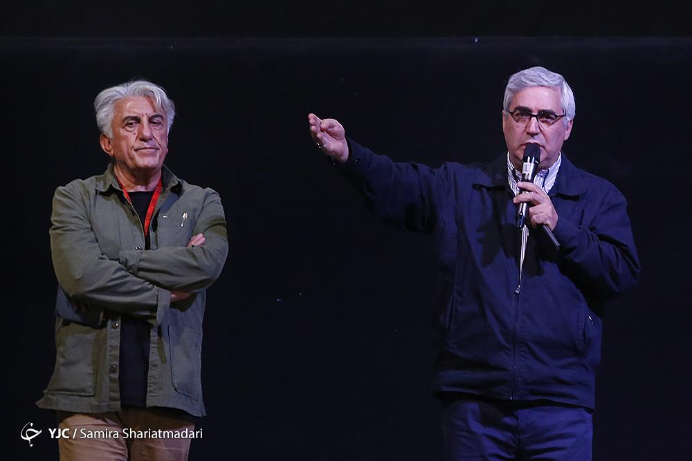 سی و هفتمین جشنواره جهانی فیلم فجر آغاز به کار کرد/ حاتمیکیا: همیشه فرزند زمانه خود بودهام