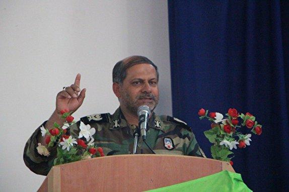 باشگاه خبرنگاران - ارتش در قالب نیروهای واکنش سریع حافظ مرزهای کشور است