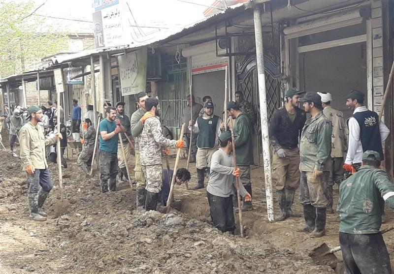آخرین اخبار از مناطق سیل زده پنجشنبه ۲۹ فروردین ماه/ سفر رئیس قوه قضائیه به اهواز +تصاویر