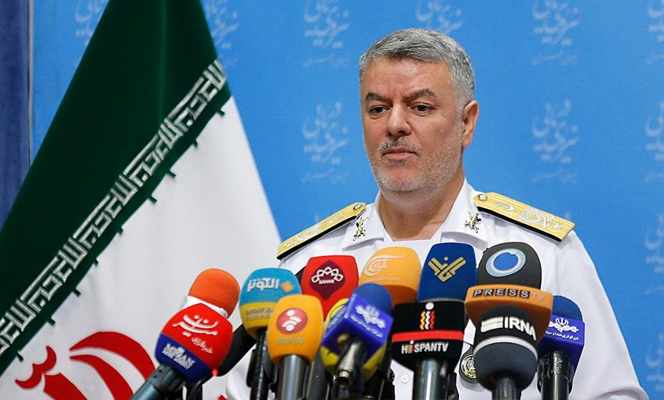 نیروهای مسلح جمهوری اسلامی ایران دوشادوش هم تلاش میکنند
