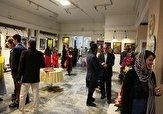 باشگاه خبرنگاران -نخستین نمایشگاه کاشی معرق کشور در موزه عباسی افتتاح شد