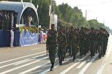 باشگاه خبرنگاران -برگزاری رژه نیروهای مسلح در هرمزگان به مناسبت ۲۹ فروردین