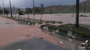 خسارت ۹۷۶ میلیارد ریالی به جادههای جنوب کرمان