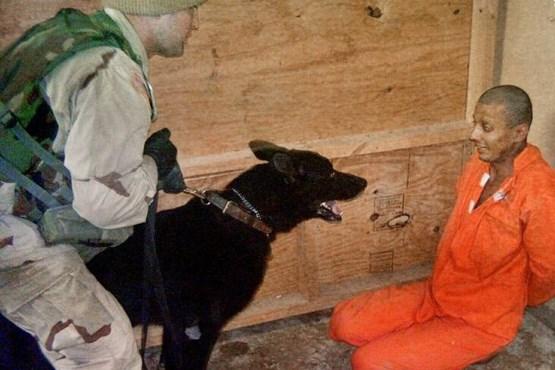 از نزدیک با زندان ابو غریب آشنا شوید/ شکنجه گاهی که نماد آزادی خواهی و مردم سالاری آمریکا است! + فیلم