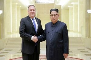 درخواست کره شمالی از واشنگتن در خصوص مایک پمپئو