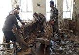 باشگاه خبرنگاران -کمکرسانی نیروهای جهادی در روستای «چم مهر» + فیلم و تصاویر