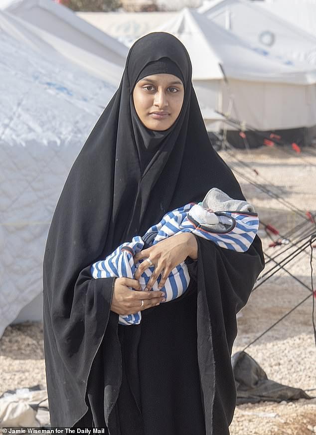 عروس انگلیسی داعش: دیدن آزار در مدرسه به علت مسلمان بودنم، باعث جذبم به داعش شد