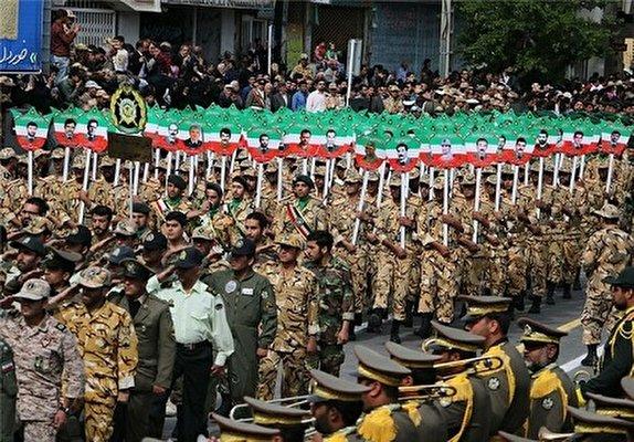 باشگاه خبرنگاران - مراسم روز ارتش امروز در اصفهان برگزار شد