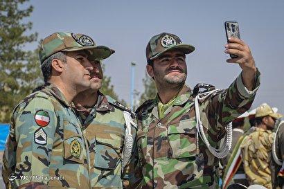 رژه روز ارتش در استانها -۲