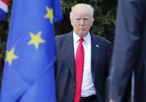 تشدید تنشهای تجاری میان آمریکا و اروپا