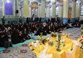باشگاه خبرنگاران -جشن بزرگ روز جوان در امامزاده سید جعفر محمد(ع)یزد برگزار شد+تصاویر