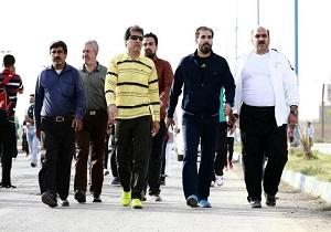 همایش پیاده روی خانوادگی در محله حسن آباد یزد برگزار میشود