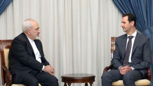 روابط تهران- دمشق علارغم خواست آمریکا محکمتر شده است