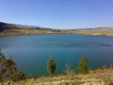 باشگاه خبرنگاران -جان گرفتن دوباره دریاچه بزنگان