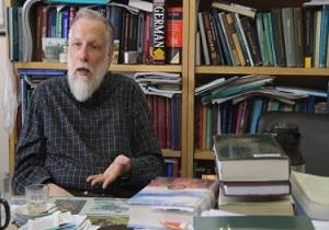 تجلیل از خدمات علمی پروفسور لنگهاوزن در قم