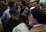 باشگاه خبرنگاران - رئیس قوه قضائیه با سردار سلیمانی در روستاهای شادگان باهم دیدار کردند