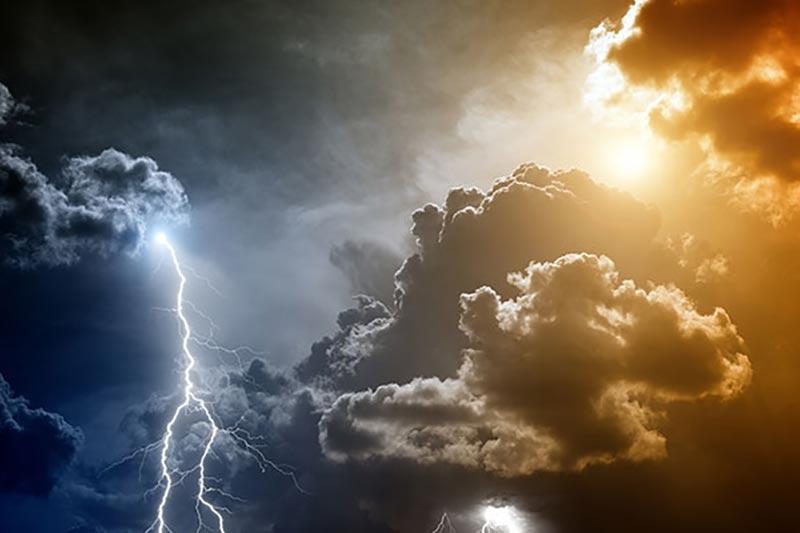 هشدار به وقوع سیلاب در هرمزگان