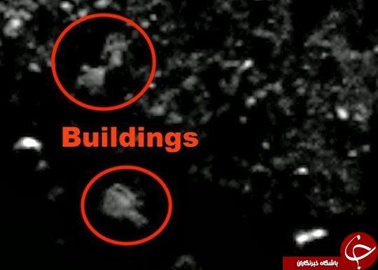 آیا فرازمینی ها روی این سیارک زندگی می کنند؟ + تصاویر////