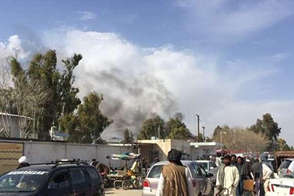 باشگاه خبرنگاران - انفجار در مراسم جشن دهقان در هلمند