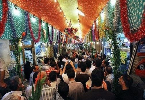 بازار تبریز، جاذبهای برای گردشگران نوروزی