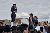 باشگاه خبرنگاران -سردار آزمون برای کمک به سیلزدگان گلستان رخت جهادی به تن کرد +فیلم