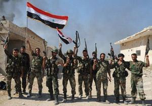 باشگاه خبرنگاران -نیروهای سوری به تجاوزگریهای گروههای تروریستی در حومه حماه پاسخ دادند