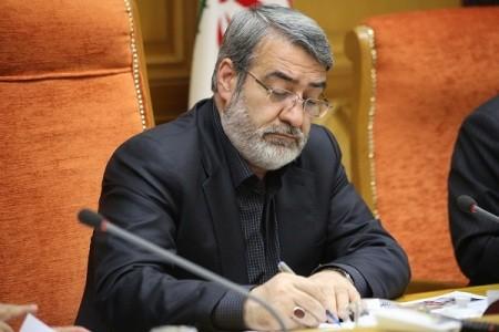 تسلیت وزیر کشور در پی درگذشت دو جهادگر عازم لرستان در حادثه تصادف