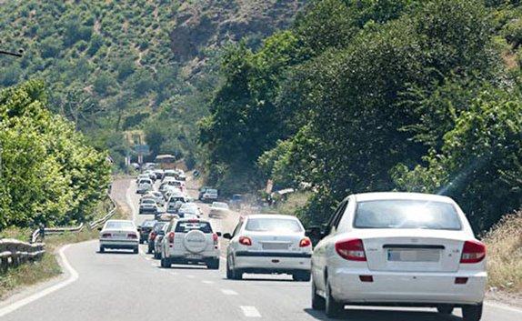 باشگاه خبرنگاران -اعمال محدودیتهای ترافیکی پلیس راه مازندران در روز نیمه شعبان