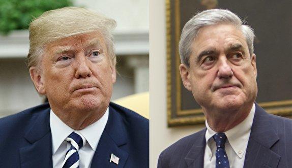 باشگاه خبرنگاران - آسوشیتدپرس: برخلاف ادعای ترامپ، گزارش مولر وی را تبرئه نکرده است
