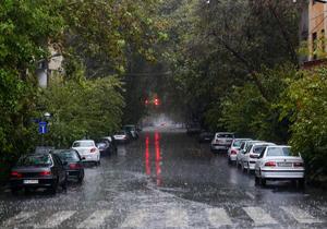 هشدار مدیر بحران شهر تهران پیرامون بارشهای پیشرو + فیلم
