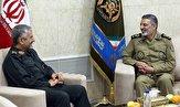 باشگاه خبرنگاران -دشمنان از این عصبانیت بمیرند که سپاه و ارتش از هم جدا نخواهند شد
