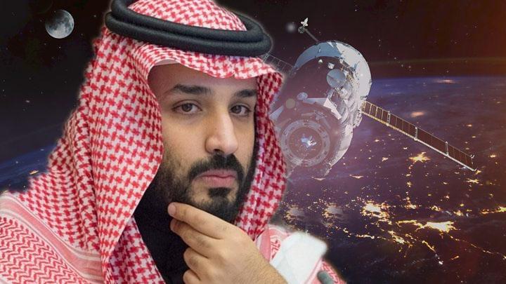 سعودیها به دنبال فتح ماه / وقتی بن سلمان دنبال راه فرار در فضا میگردد!