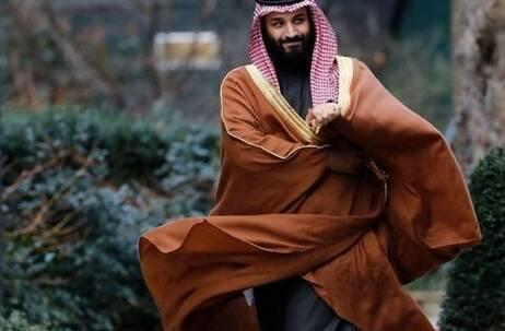 بن سلمان به دنبال فتح ماه / وقتی سعودیها برای فرار از بن بست فضا را هدف میگیرند! + تصاویر