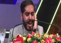 تلاوت زیبای قاری کشورمان در مسابقات بین المللی قرآن + فیلم