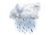 باشگاه خبرنگاران -آسمان قم بارانی است