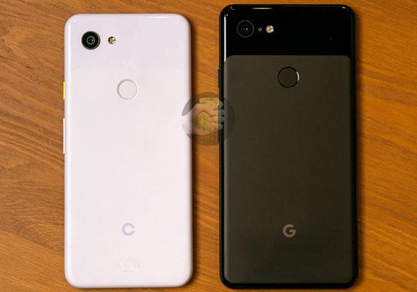 رندرهای رسمی گوشیهای جدید گوگل در فضای مجازی دیده شدند +تصاویر