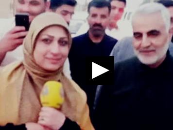 جریان خبرنگاری که هدیه سردار سلیمانی را پس فرستاد/ مورد اعتمادترین از نگاه فرمانده سپاه قدس مردم کدام شهر استان هستند؟ + فیلم