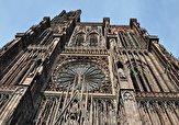 باشگاه خبرنگاران -برخورد یک پهپاد با کلیسای استراسبورگ فرانسه