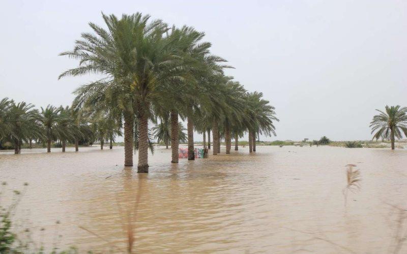احداث سیل بند خاکی در محور کمربندی شرق اهواز/محور جدیدی مسدود نشد