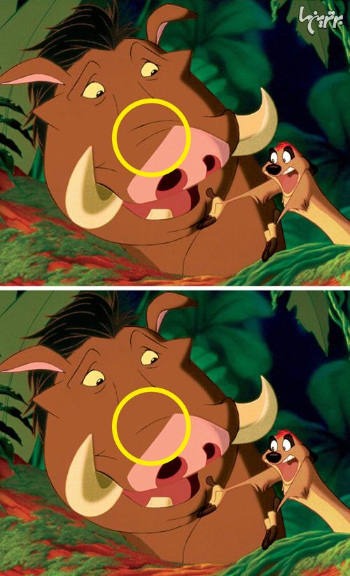 تست دقت؛ تفاوت را در تصاویر زیر پیدا کنید!