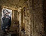 باشگاه خبرنگاران -کشف یک گور باستانی مملو از اشیا عتیقه در مصر
